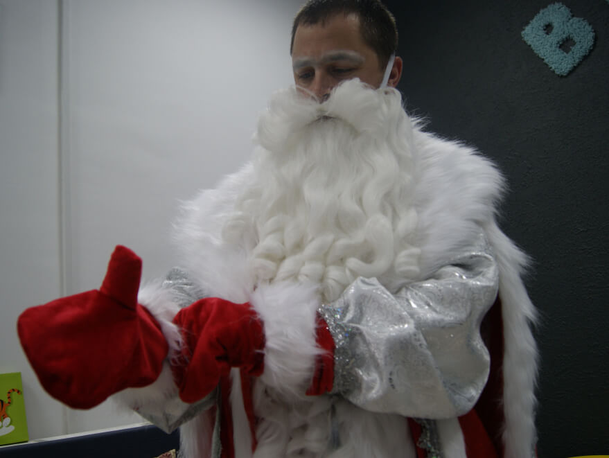 Дед Мороз в Нижнем Новгороде