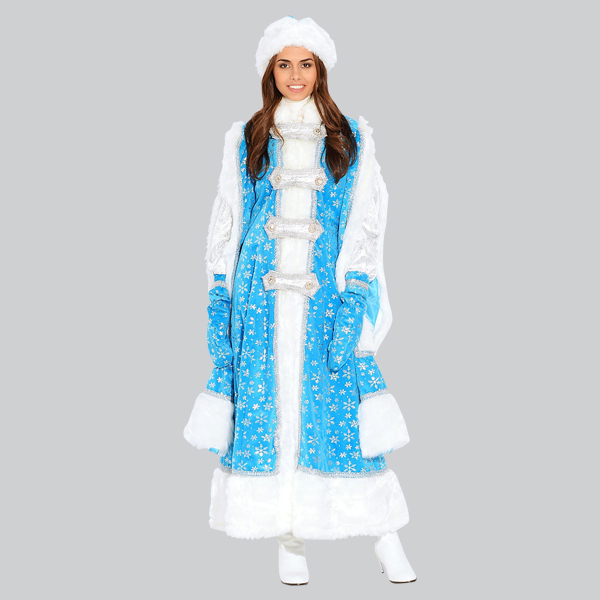Боярский костюм снегурочки