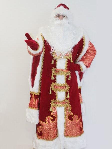 Царский костюм Деда Мороза
